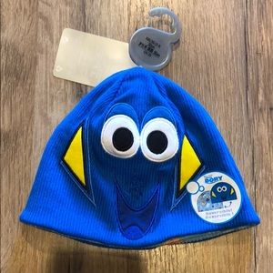Disney Store Finding Dory Toddler Beanie NWT